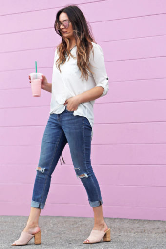 How To Style Mules For Spring