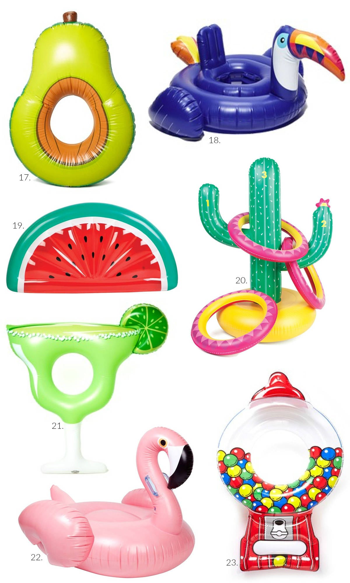 The Best Pool Floats For Spring Break Mash Elle