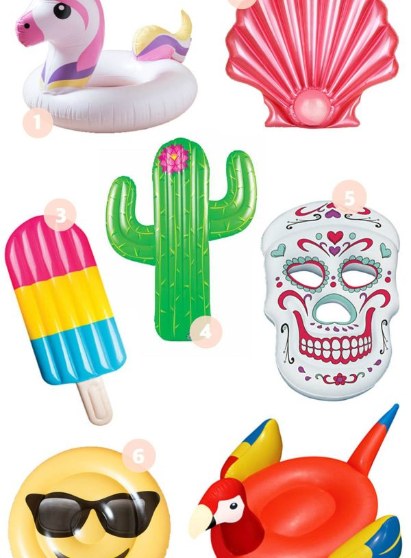 The Best Pool Floats
