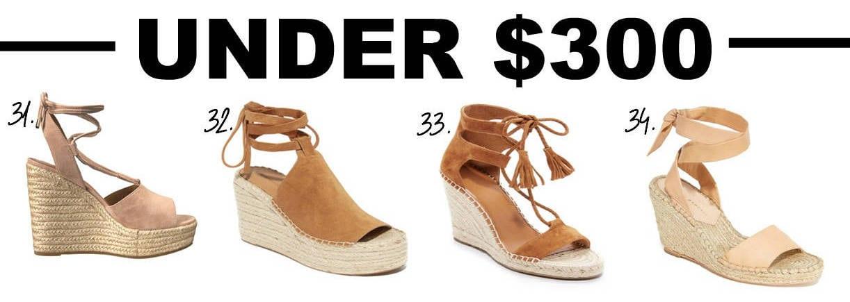 cute espadrille sandals   beauty blogger mash elle   espadrilles   wedges   spring sandals   heels
