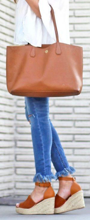 IT heels   espadrilles   espadrilles heels   frayed jeans