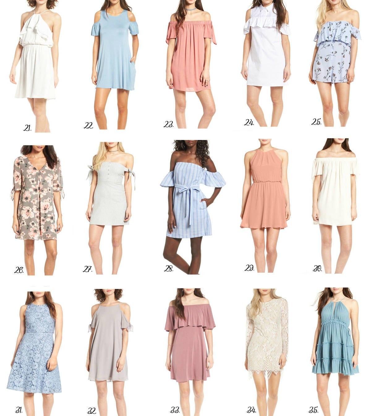 winter dresses | holiday dress ideas | pastel dresses | formal dresses | family dresses | Mash Elle beauty blogger | blue dresses | pink dresses