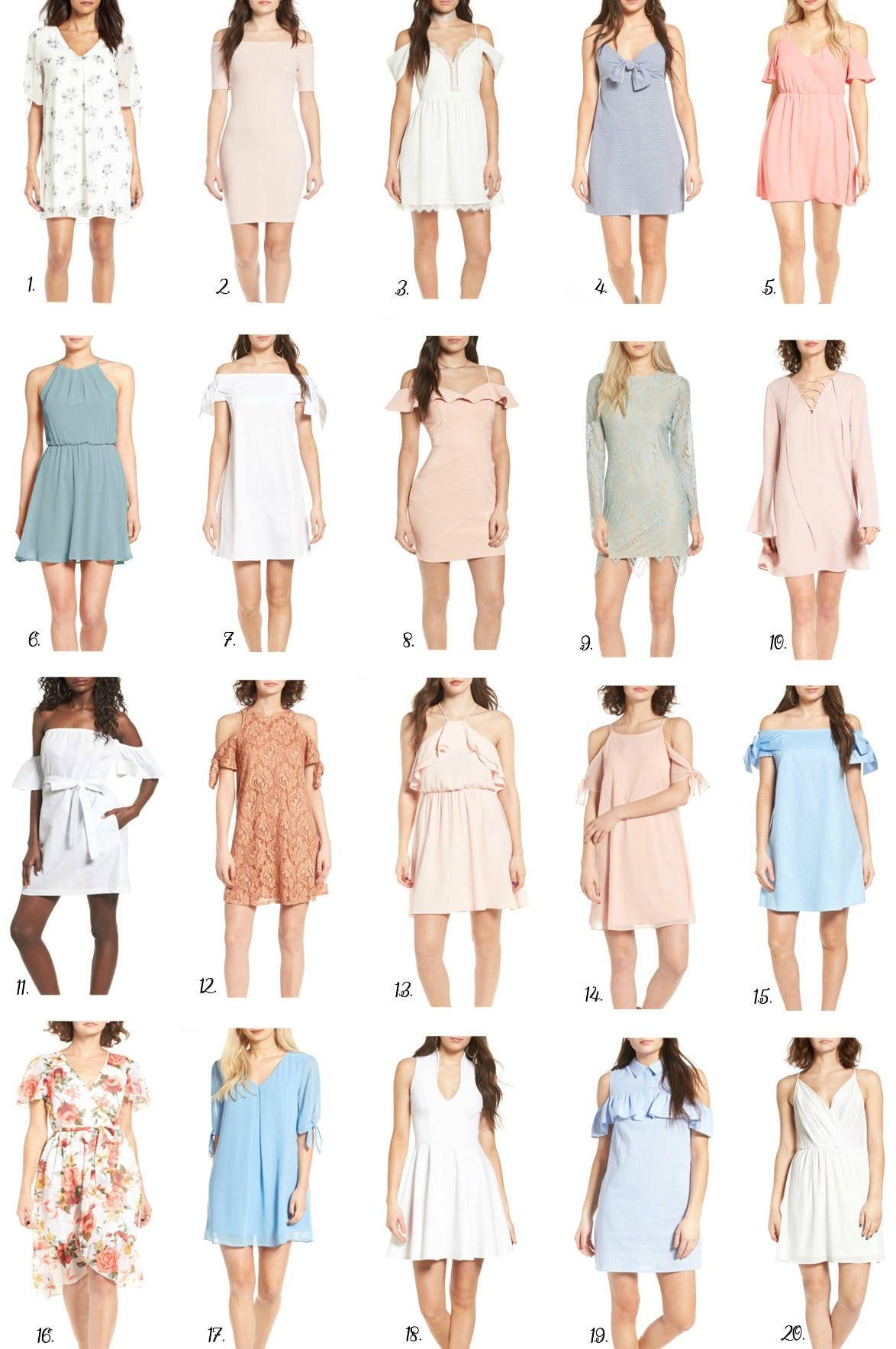 Spring Dresses Under $50