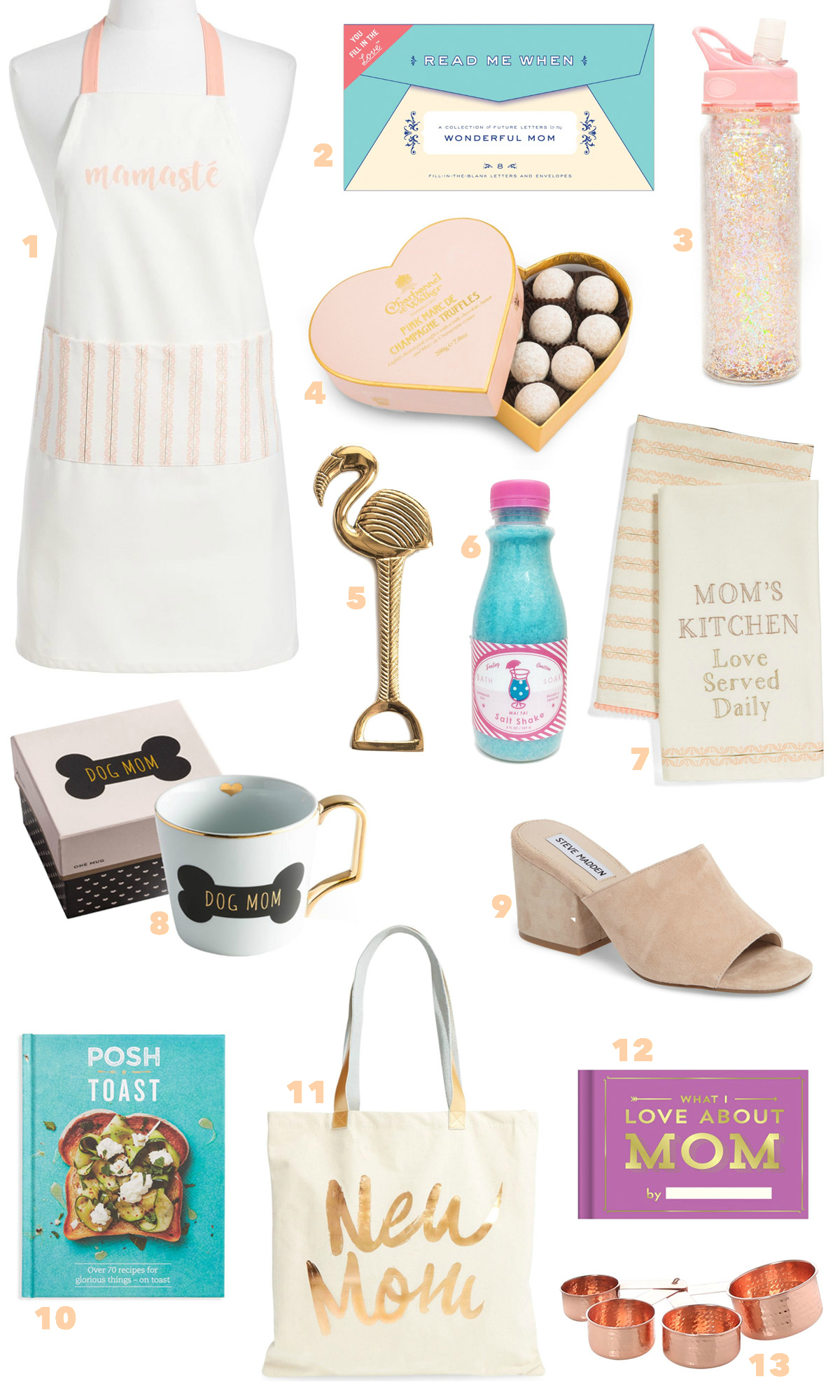 Mash Elle perfect gifts for mom