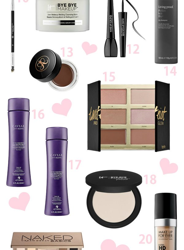 Sephora VIB Sale: My Sephora Must Haves