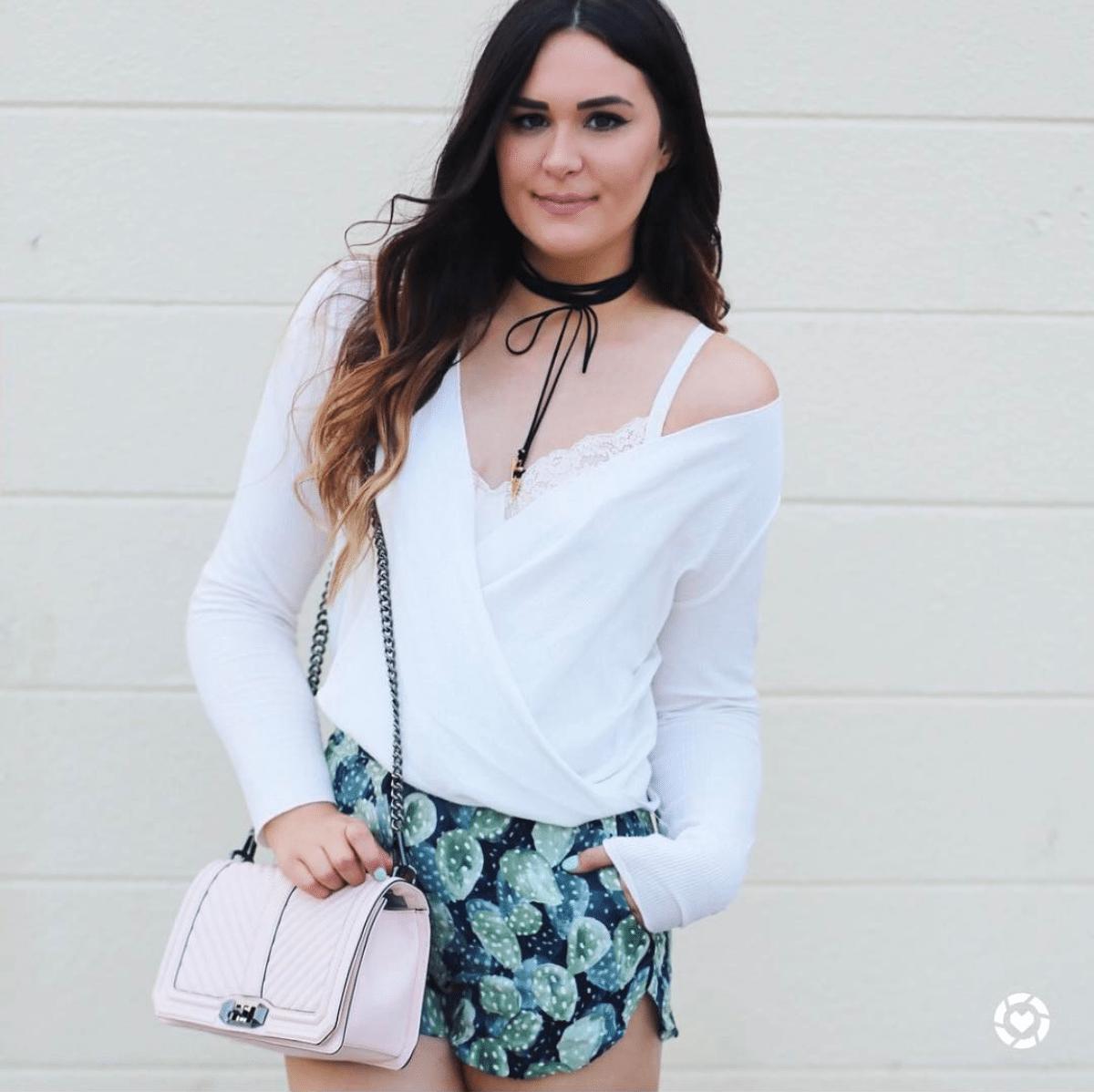 Shop my instagram | Mash Elle beauty blogger | fashion inspo | Shop my closet | instagram style | cactus shorts