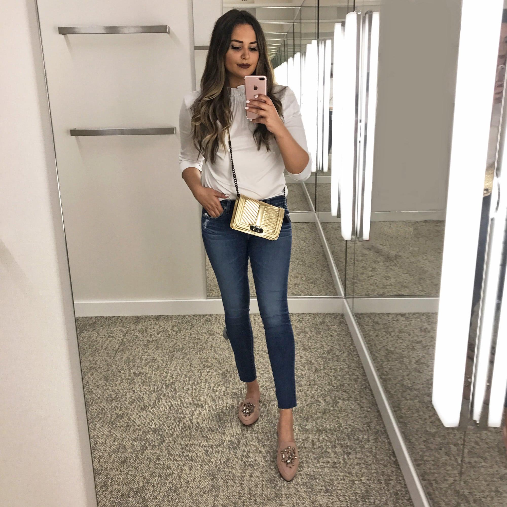 Nordstrom try on haul | beauty style blogger Mash Elle |  Nordstrom Anniversary Sale | crossbody