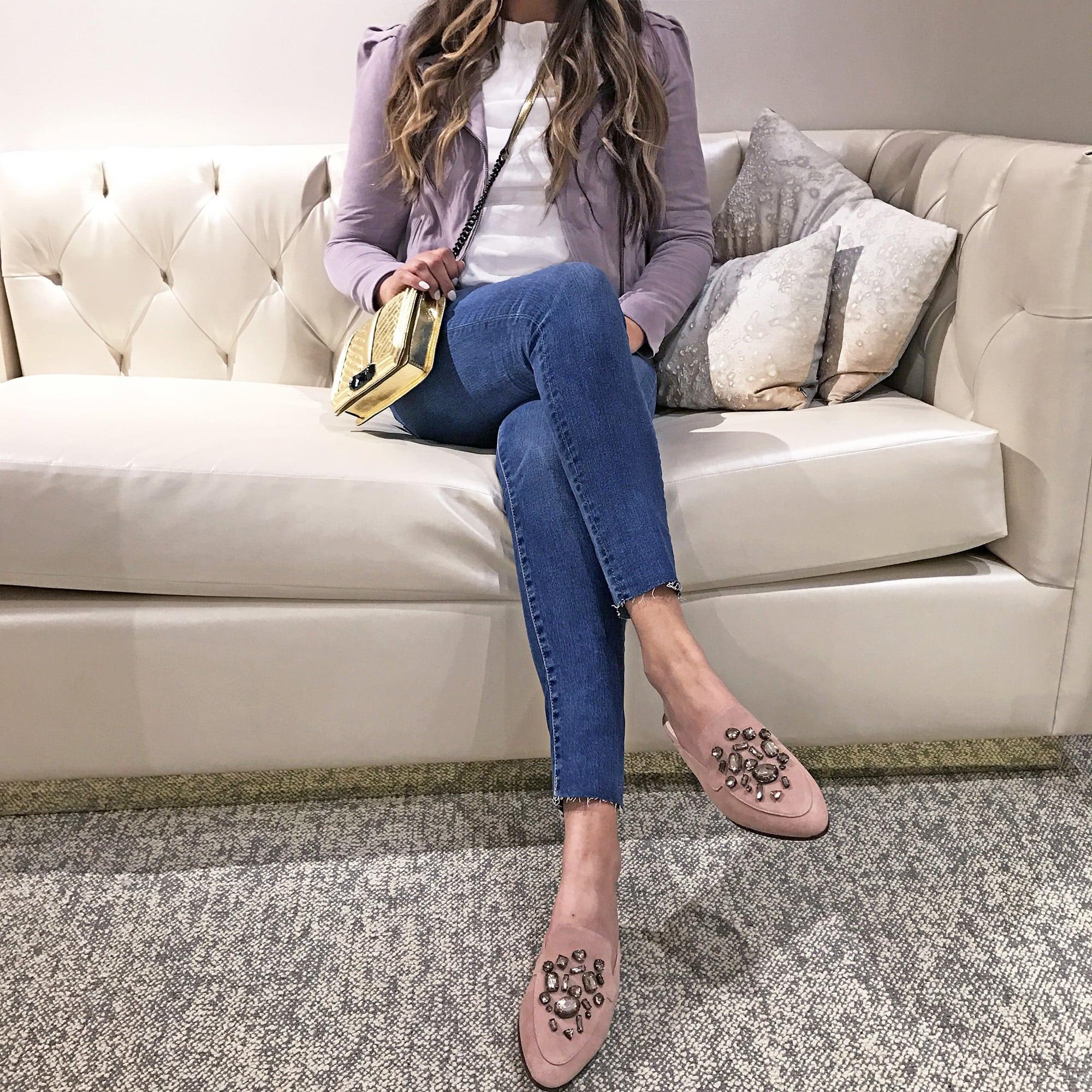 Nordstrom try on haul | beauty style blogger Mash Elle |  Nordstrom Anniversary Sale | moto jacket