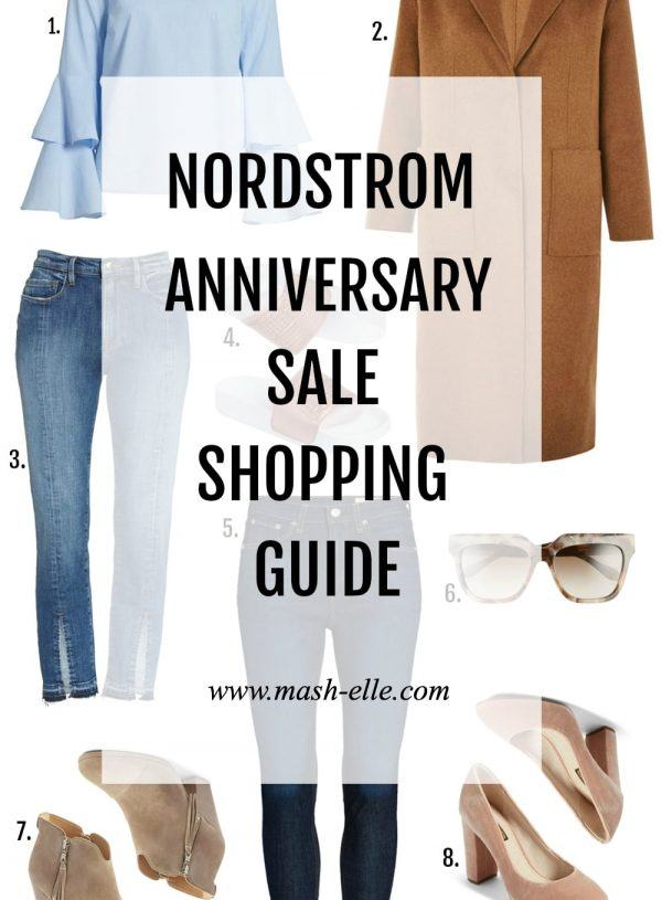 home edition style blogger Mash Elle Nordstrom Anniversary Sale early access
