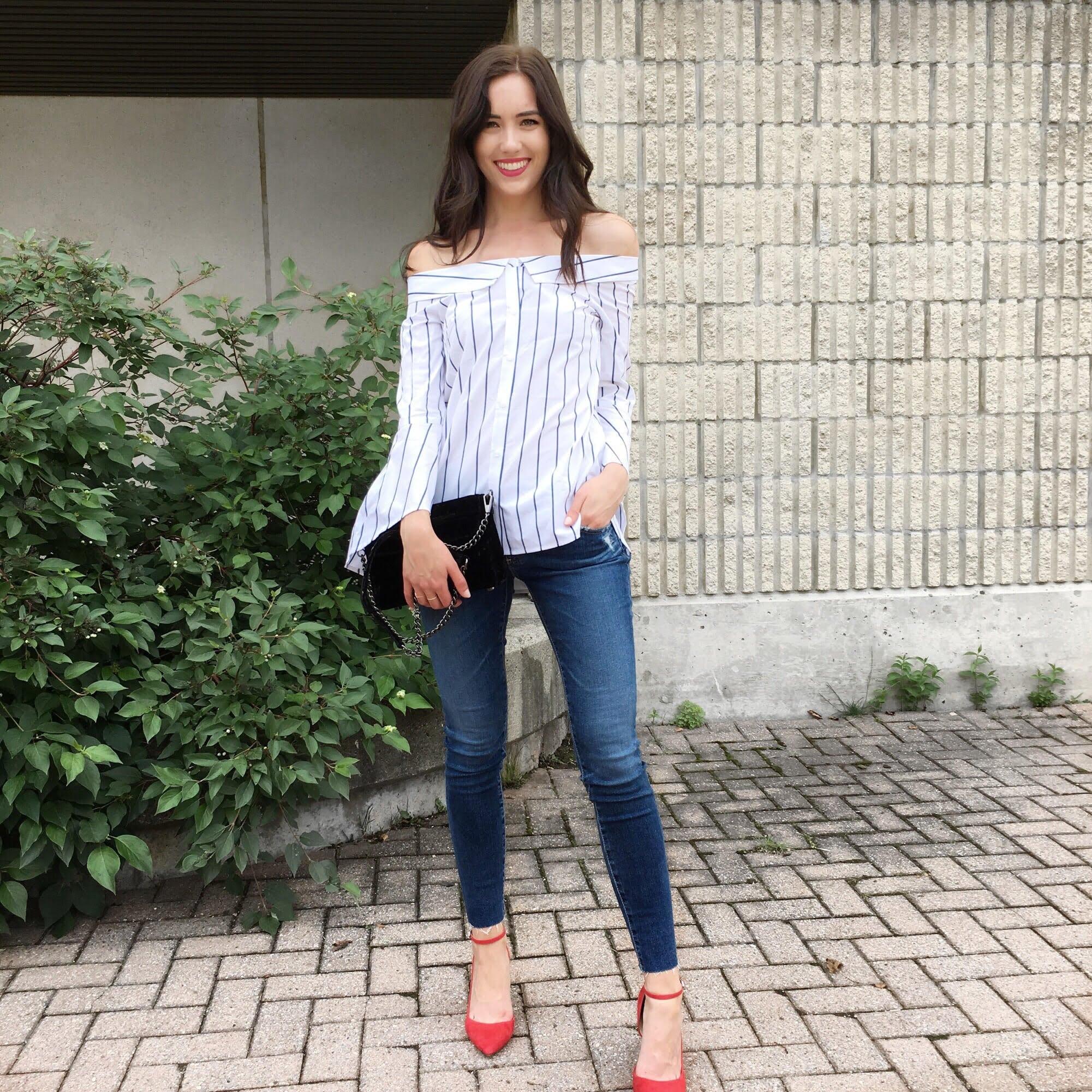 Nordstrom try on haul | beauty style blogger Mash Elle |  Nordstrom Anniversary Sale  | marie's bazaar