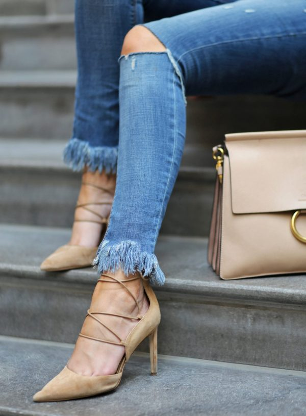 How To Wear Heels (Comfortably) All Day