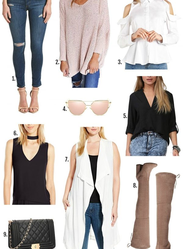 Fall Fashion Finds Under $100
