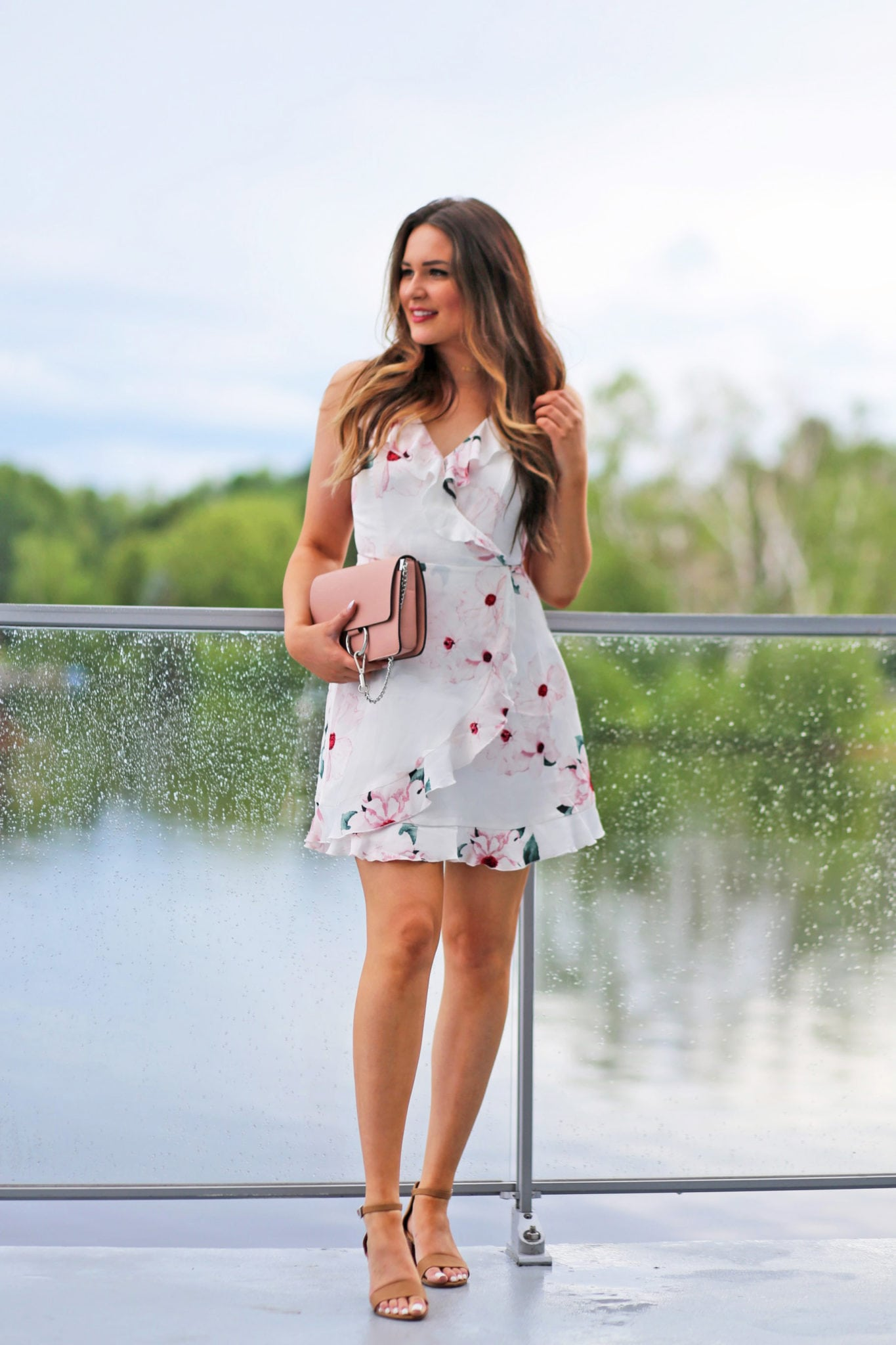 c73111cdc4d The Floral Dress You Need This Summer - Mash Elle