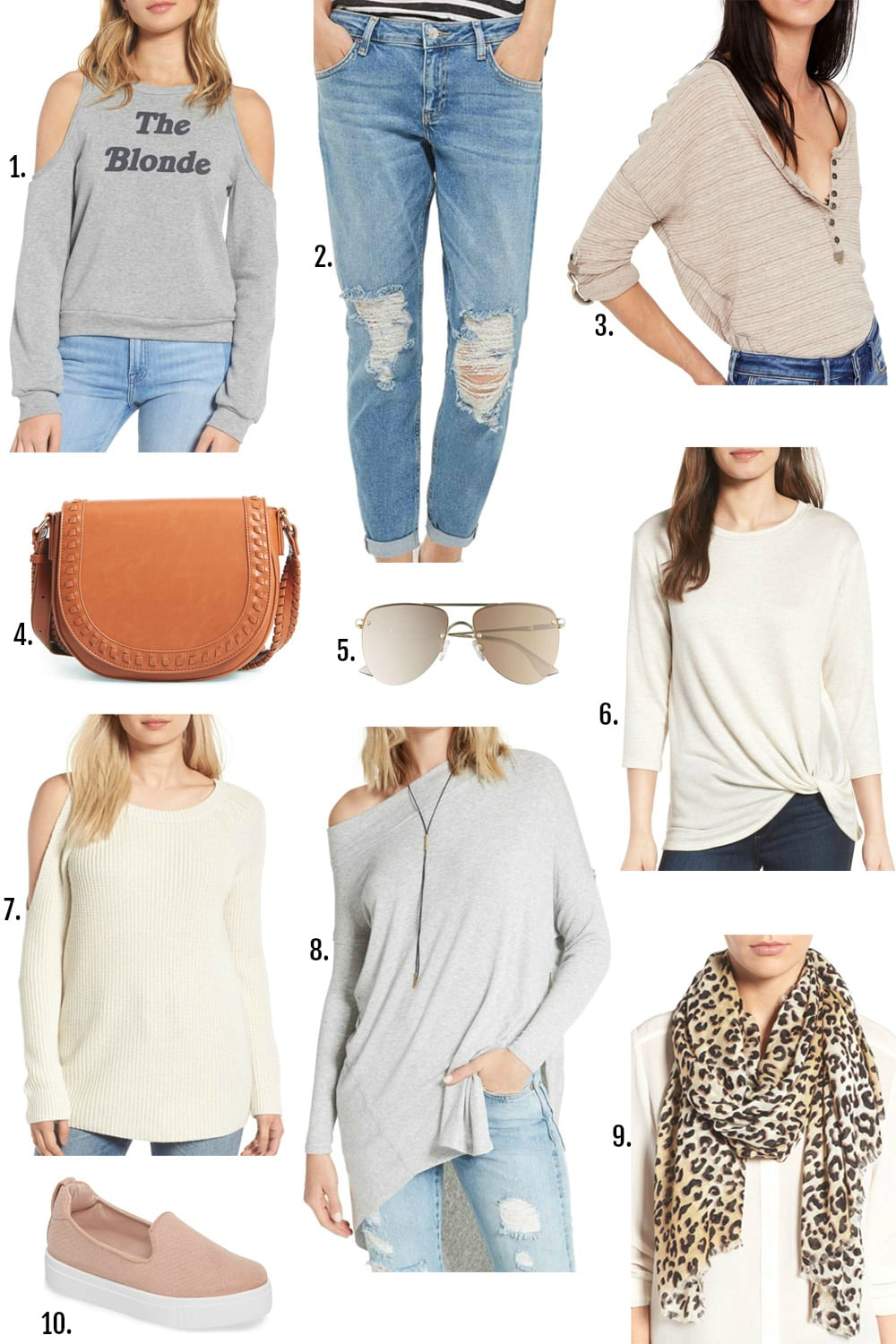 Nordstrom summer sale | fall wardrobe essentials | beauty style blogger Mash elle | sweaters | long sleeve shirt | jeans
