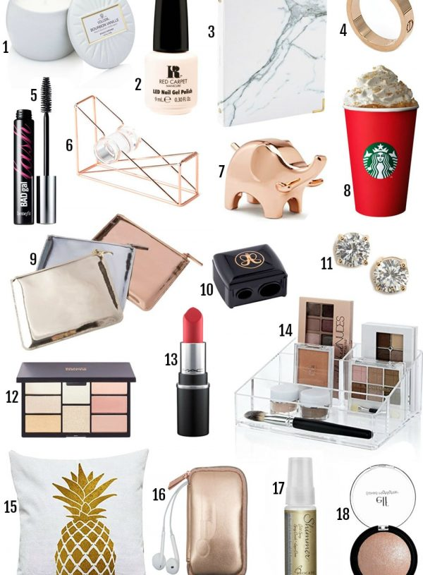 Stocking Stuffers For Her Under $10