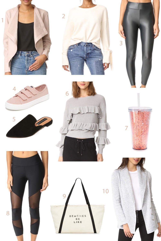 Best Shopbop sale | Mash Elle style blogger | Shopbop | fashion | sale finds | starbucks cup