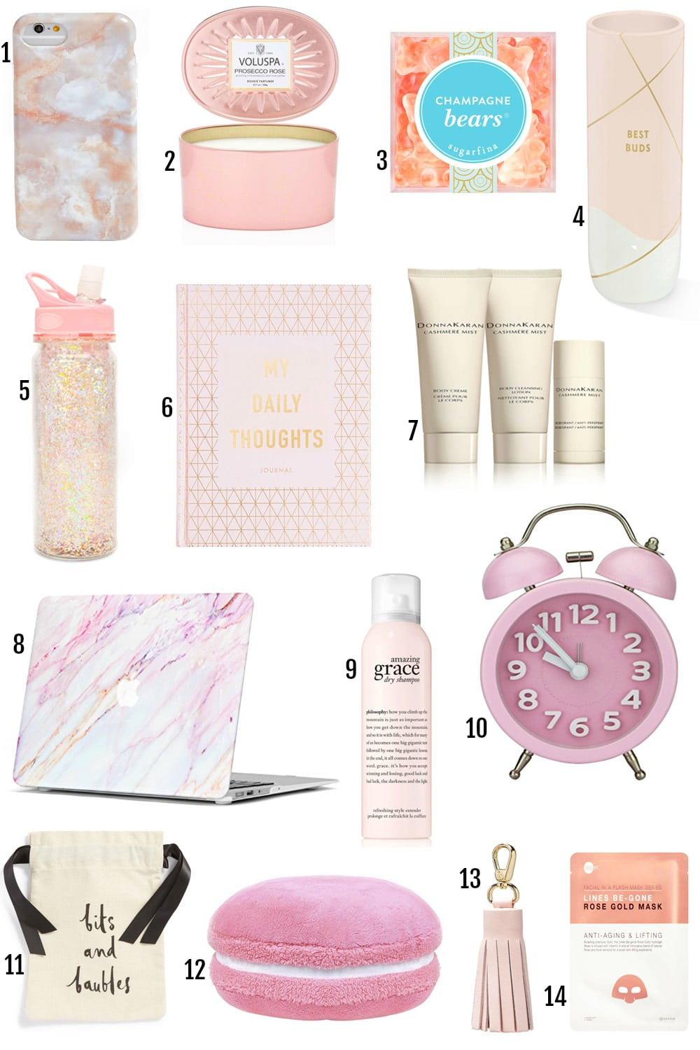 The BEST Gifts For Her Under $25 by popular Orlando style blogger Mash Elle
