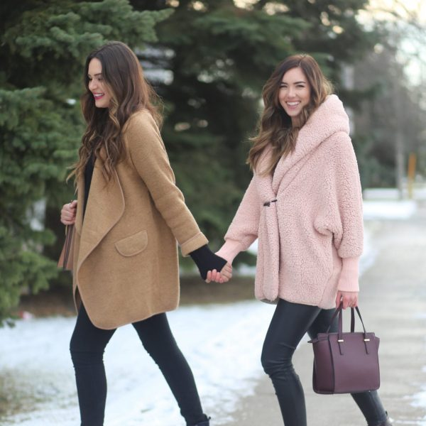 best friend matching booties shoe style outfit winter beauty blogger Mash Elle Marc Fisher giveaway