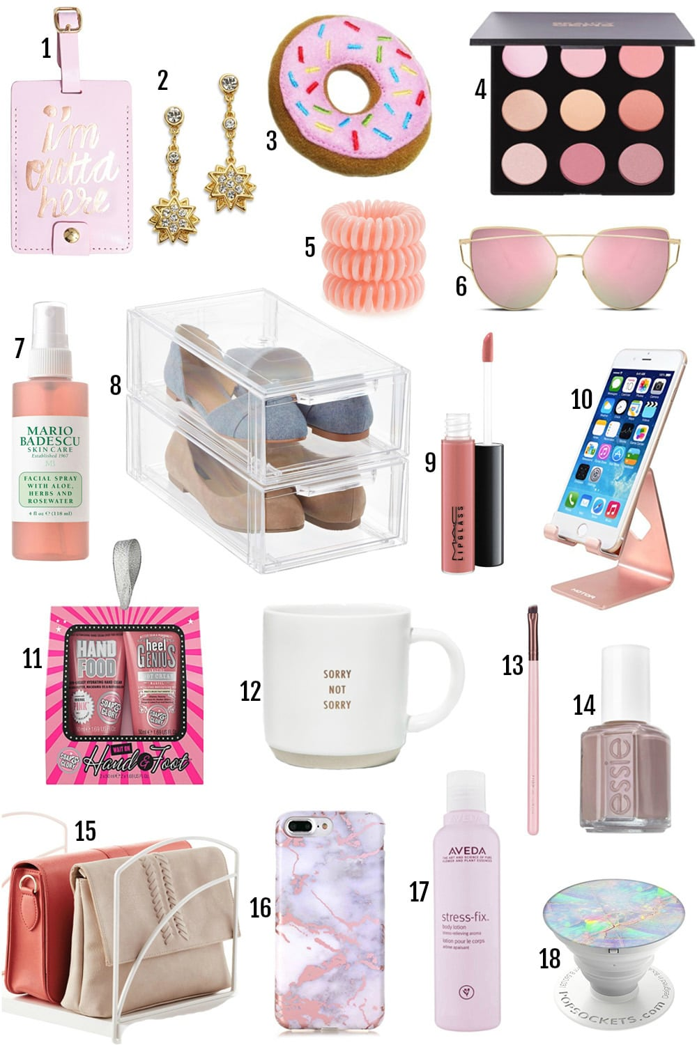 Mash Elle gifts this Christmas, gifts for women