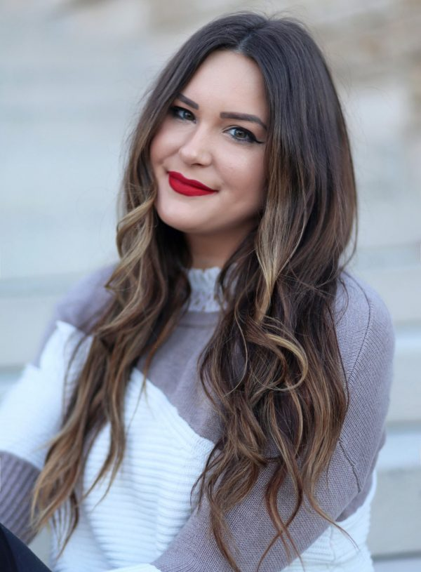 2 Holiday Makeup Looks featured by popular Orlando beauty blogger, Mash Elle