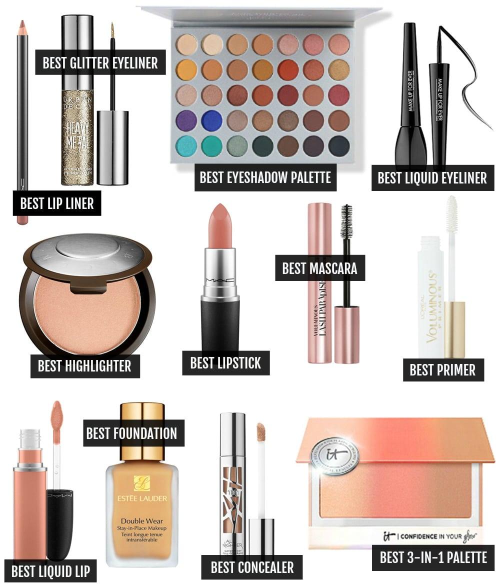 Beauty blogger Mash Elle | makeup ride or die | beauty essentials | makeup basics | favorite makeup