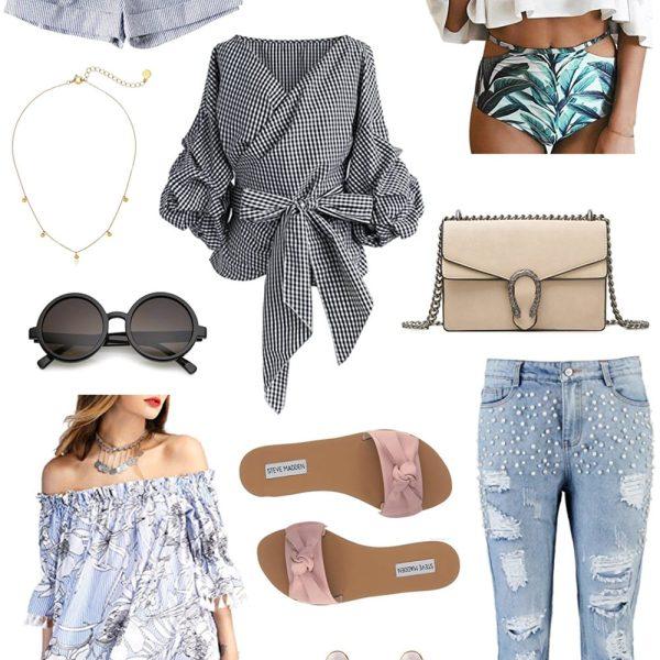 Beauty blogger Mash Elle shares her roundup of affordable spring fashion finds