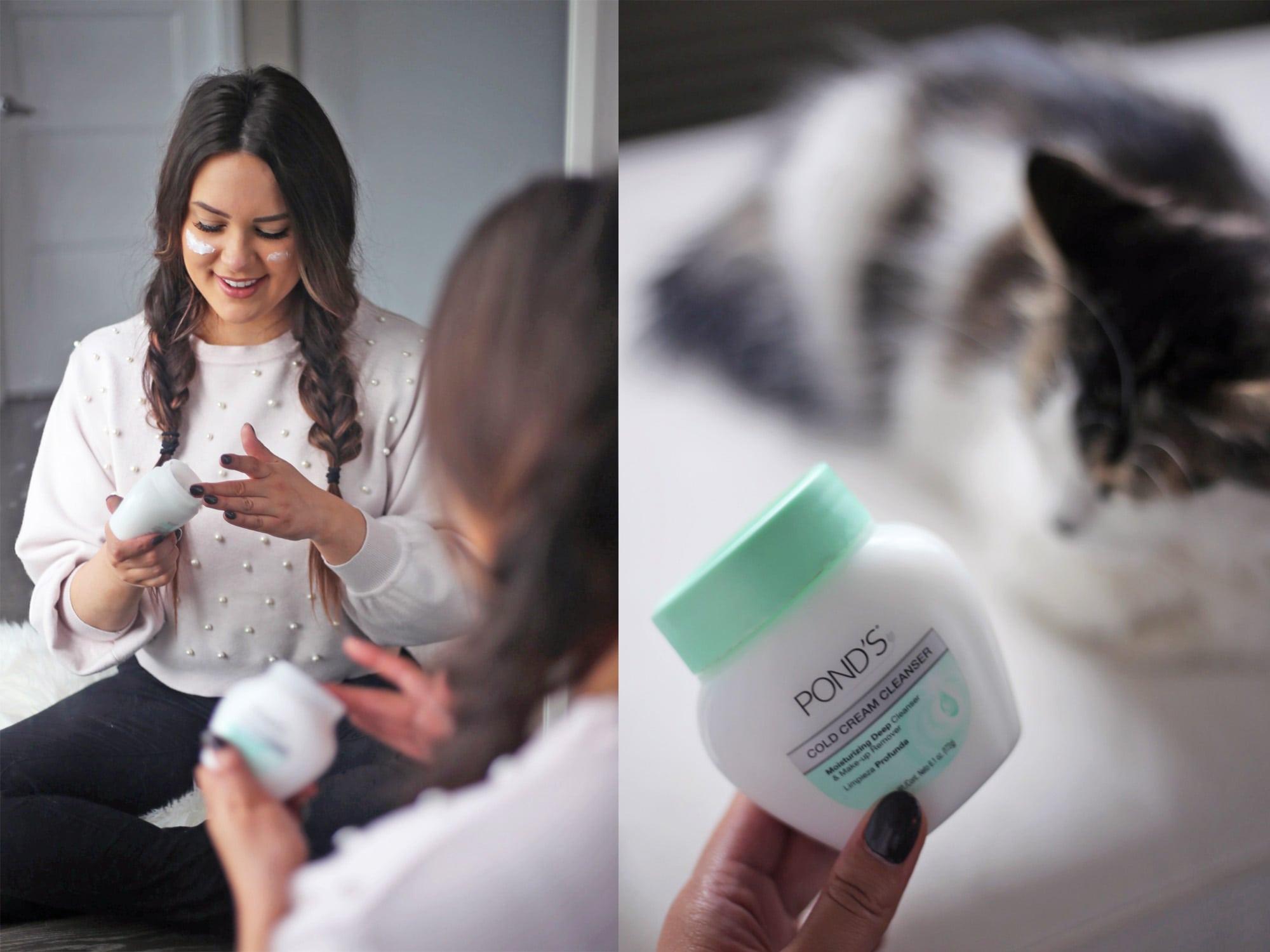 Beauty blogger Mash Elle | best skincare cleanser for healthy skin | healthy skin | skincare | simple micellar cleanser | Ponds