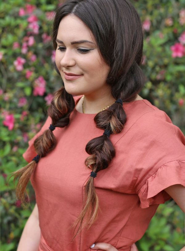 Easy Heatless Hairstyle For Spring