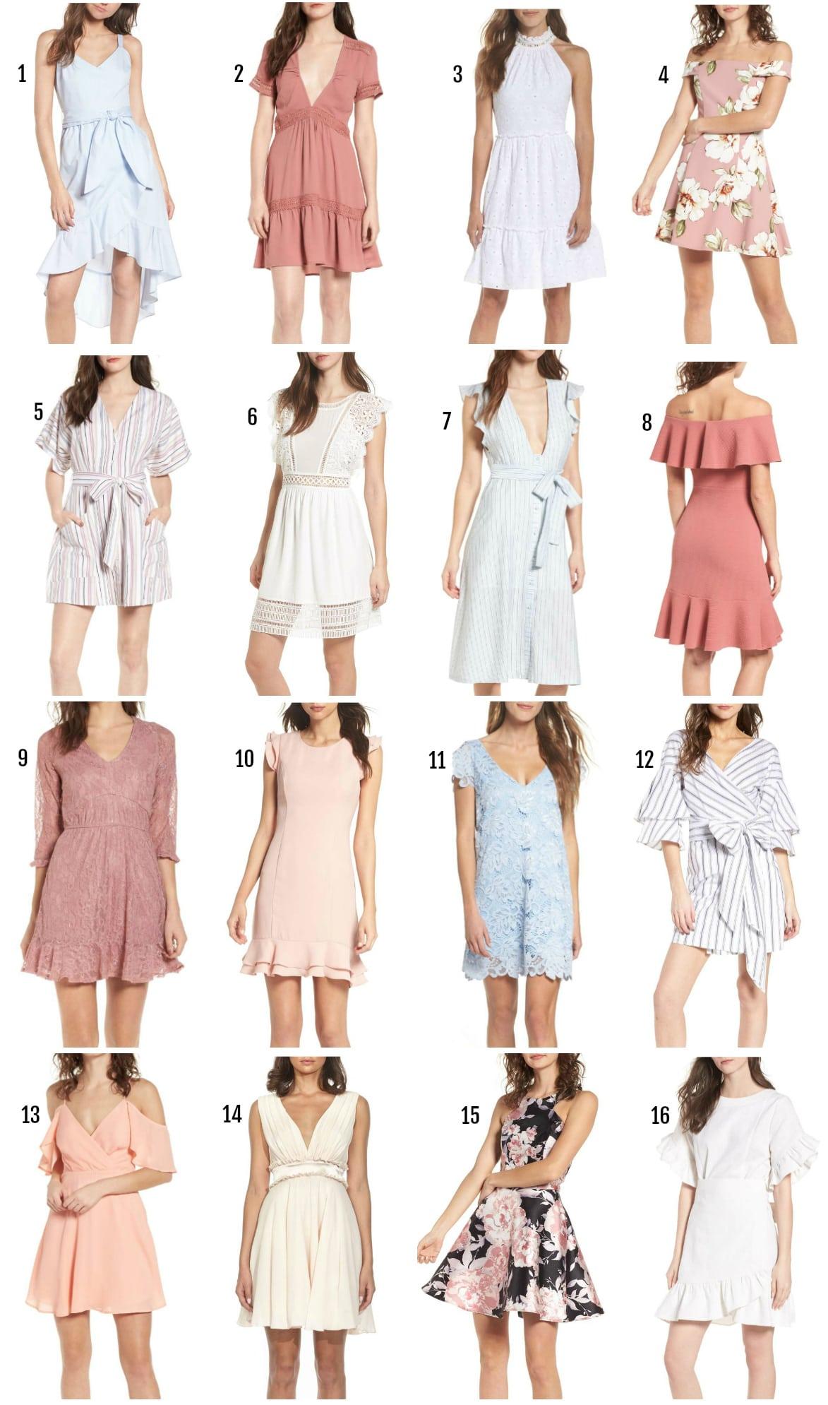 Style blogger Mash Elle | orlando blogger | spring dresses under $100 | spring dresses | flowy dresses | feminine style