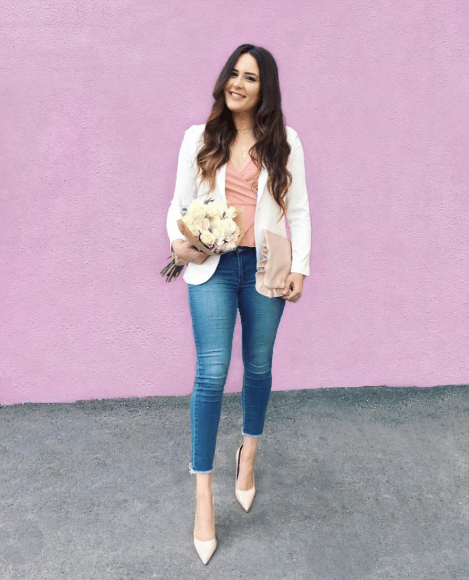 shop my instagram roundup styles Mash Elle pink outfit