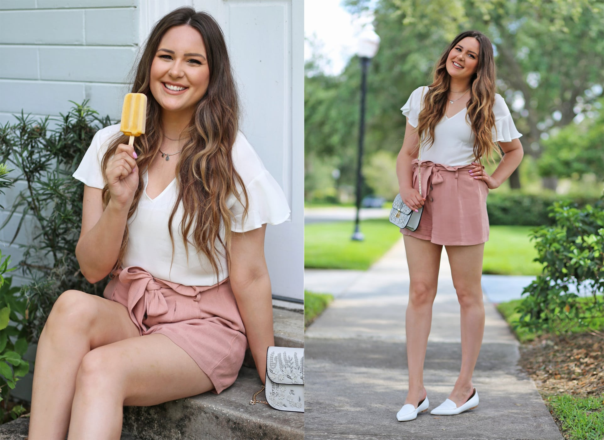 What to wear when it's hot outside Mash elle