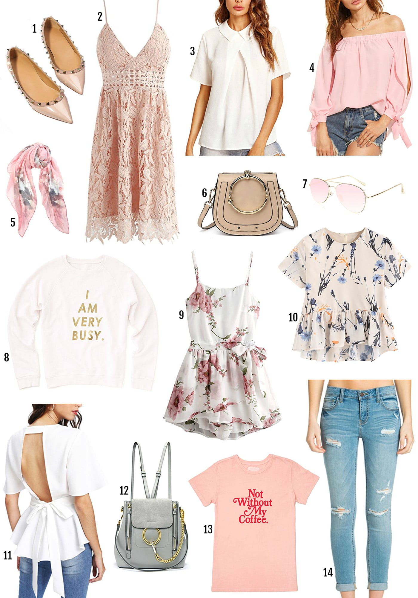 Amazon Spring Fashion Finds | Amazon Fashion | Amazon Sale | Mash Elle style blogger | summer fashion | flats | summer dress