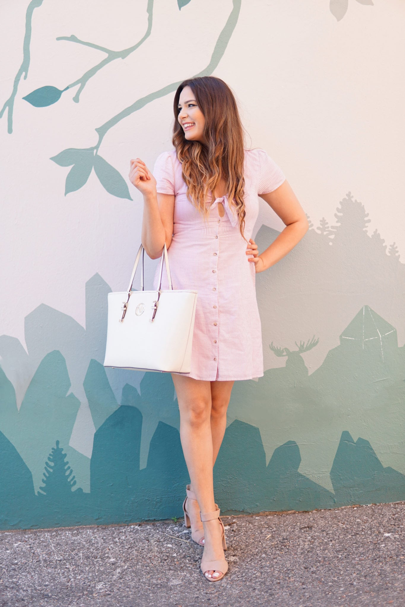 Beauty Blogger Mash Elle Pretty, Elegant Dresses To Wear To