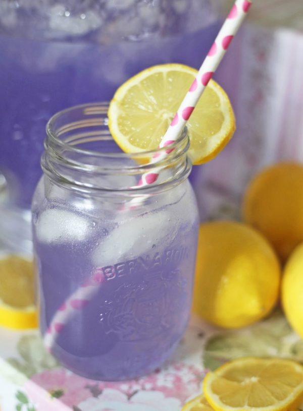 Summer Lavender Lemonade Recipe