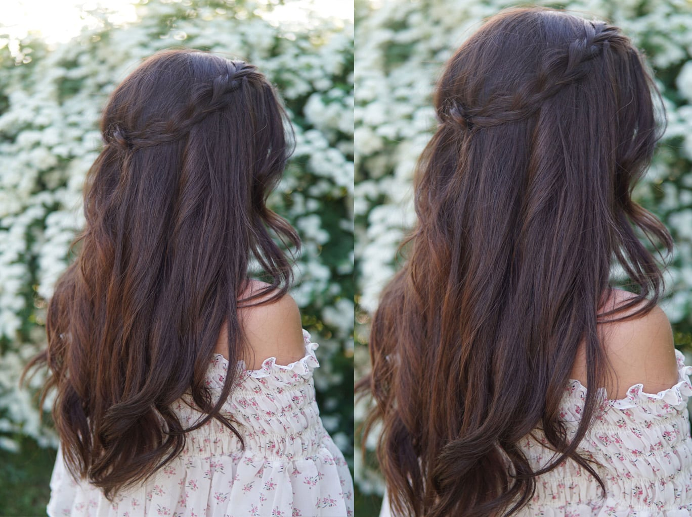 7 easy hairstyles for long hair Mash elle