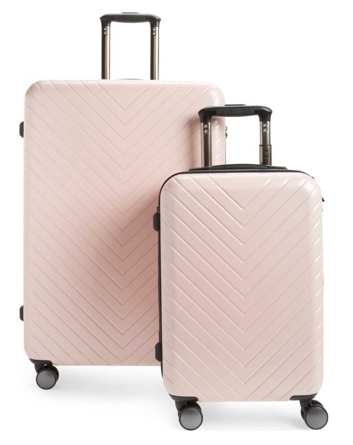 where to buy cute luggage | best pink luggage | how to travel in style
