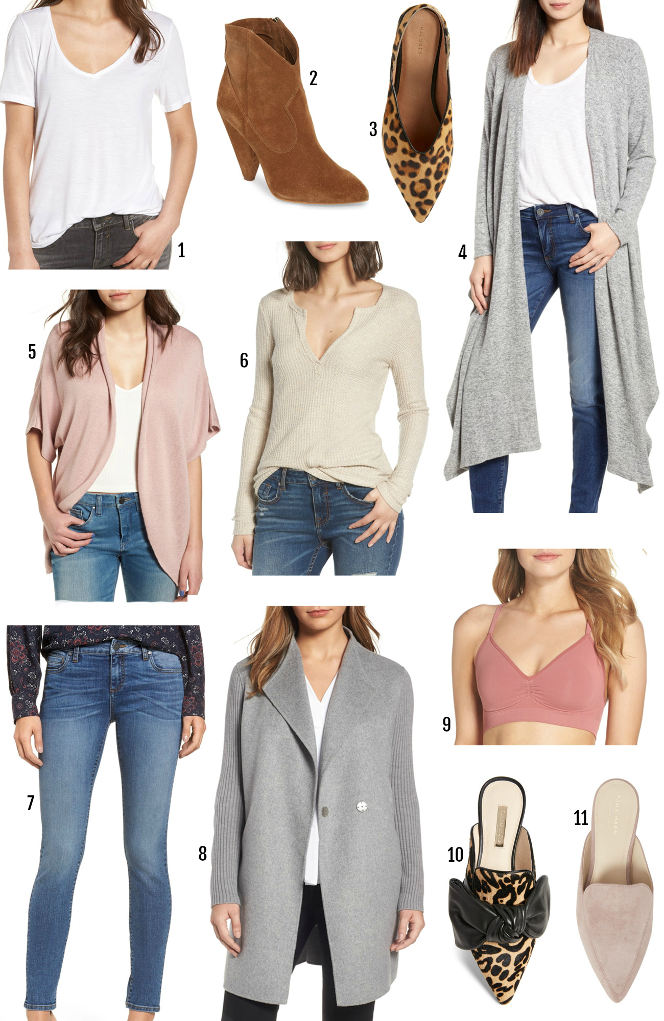 best of the Nordstrom Anniversary Sale 2018 | best fall staples | fall booties | cardigans | flats | blanket scarves | plaid top | pea coat | affordable deals | best of the Nsale
