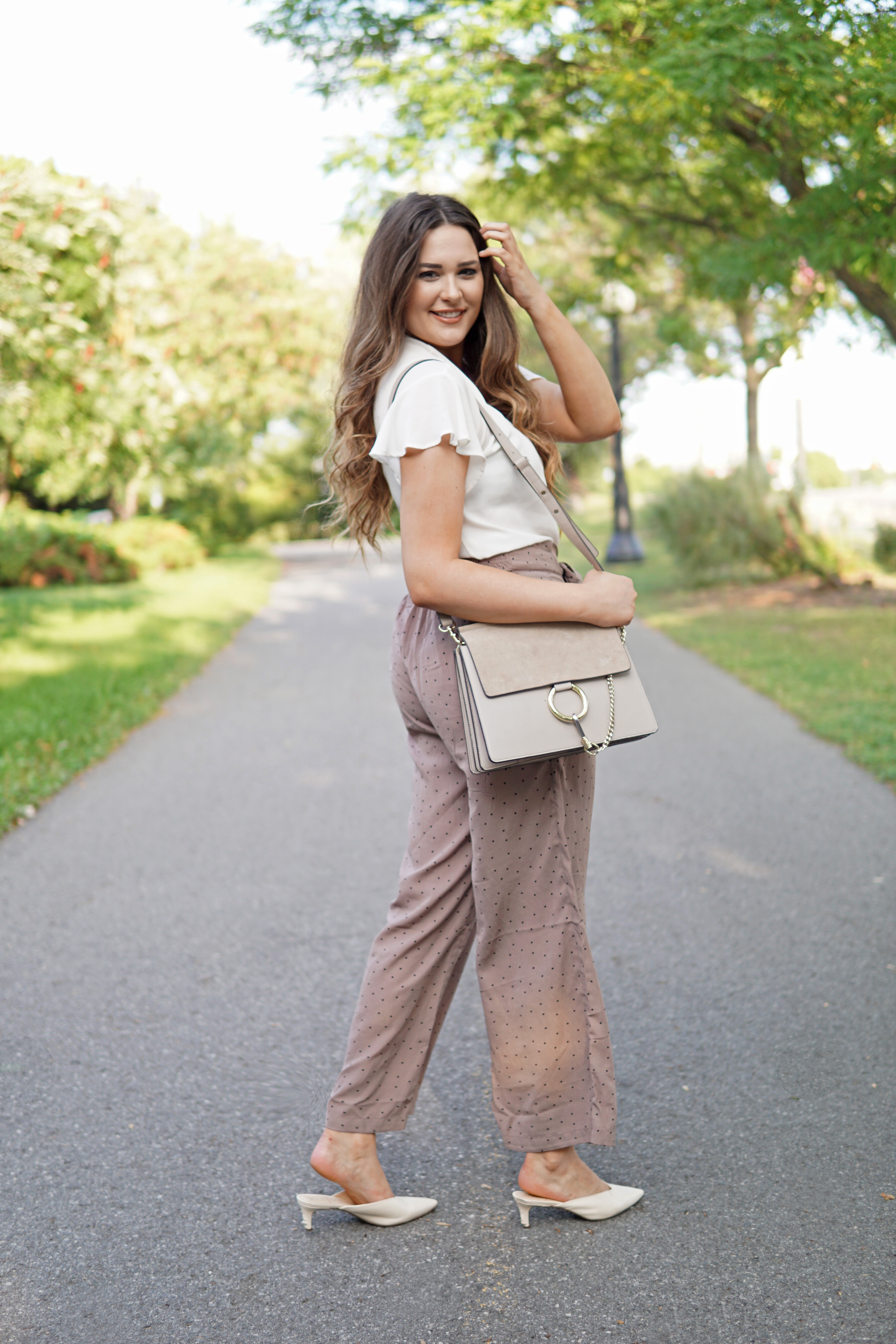Mash elle beauty and lifestyle blogger | Chloe bag dupes | fashion | kitten heels | fall fashion