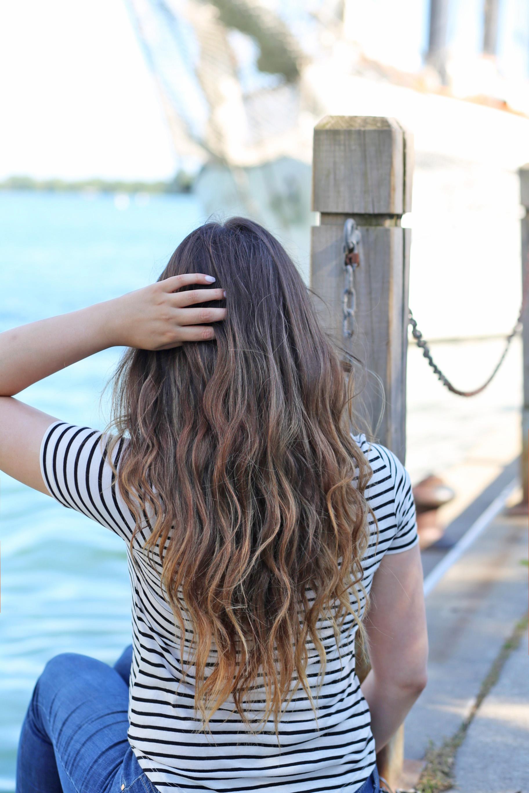 balayage hair Mash Elle