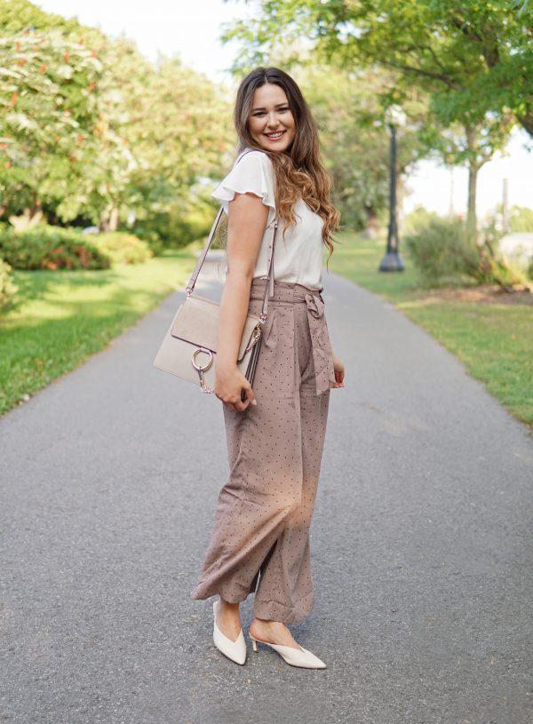 Mash elle beauty and lifestyle blogger Chloe bag dupes fashion kitten heels fall