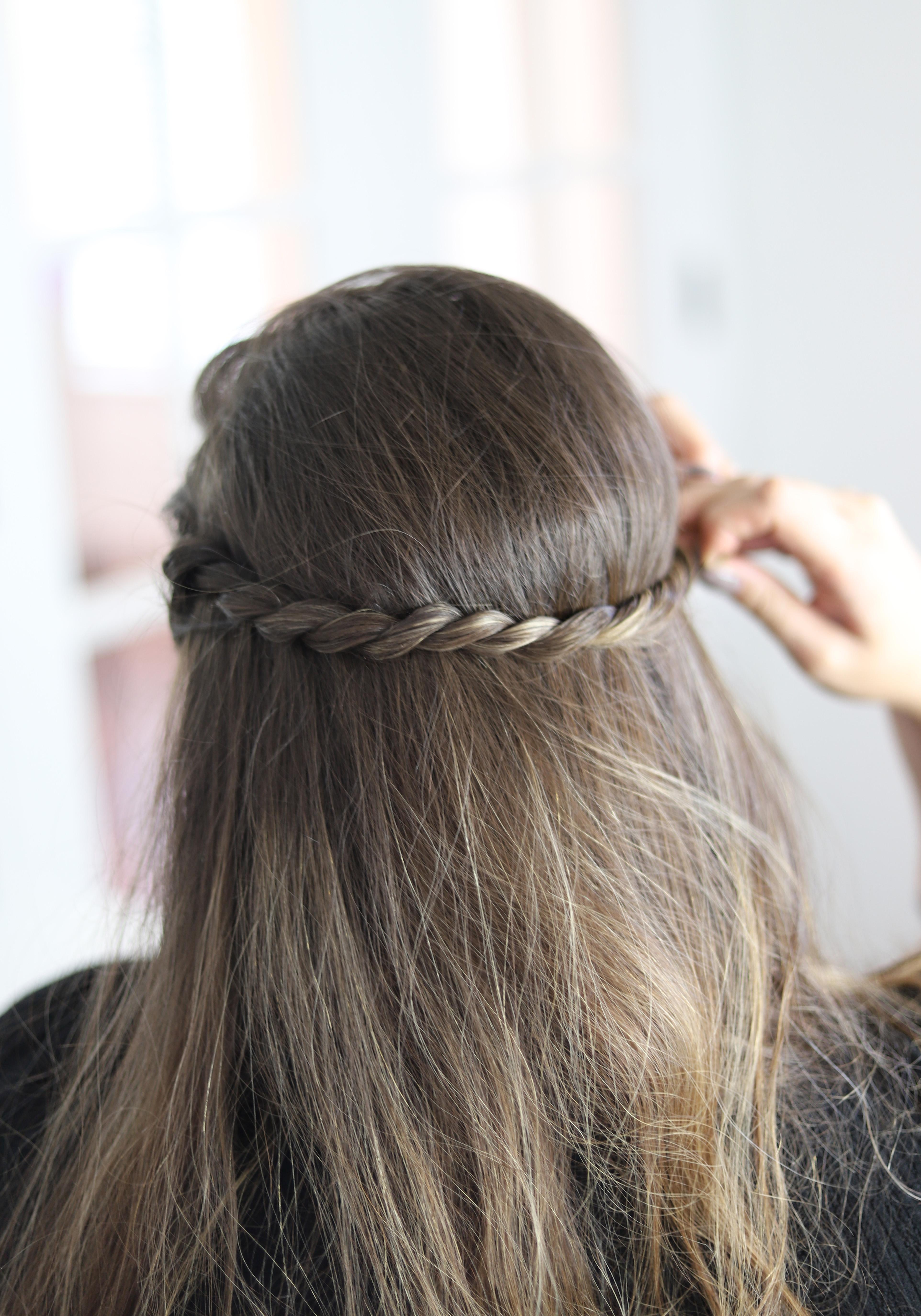 Mash elle beauty blogger | hairstyle | hair tutorial | Pantene | hair braid style | fall hairstyles | hair inspiration