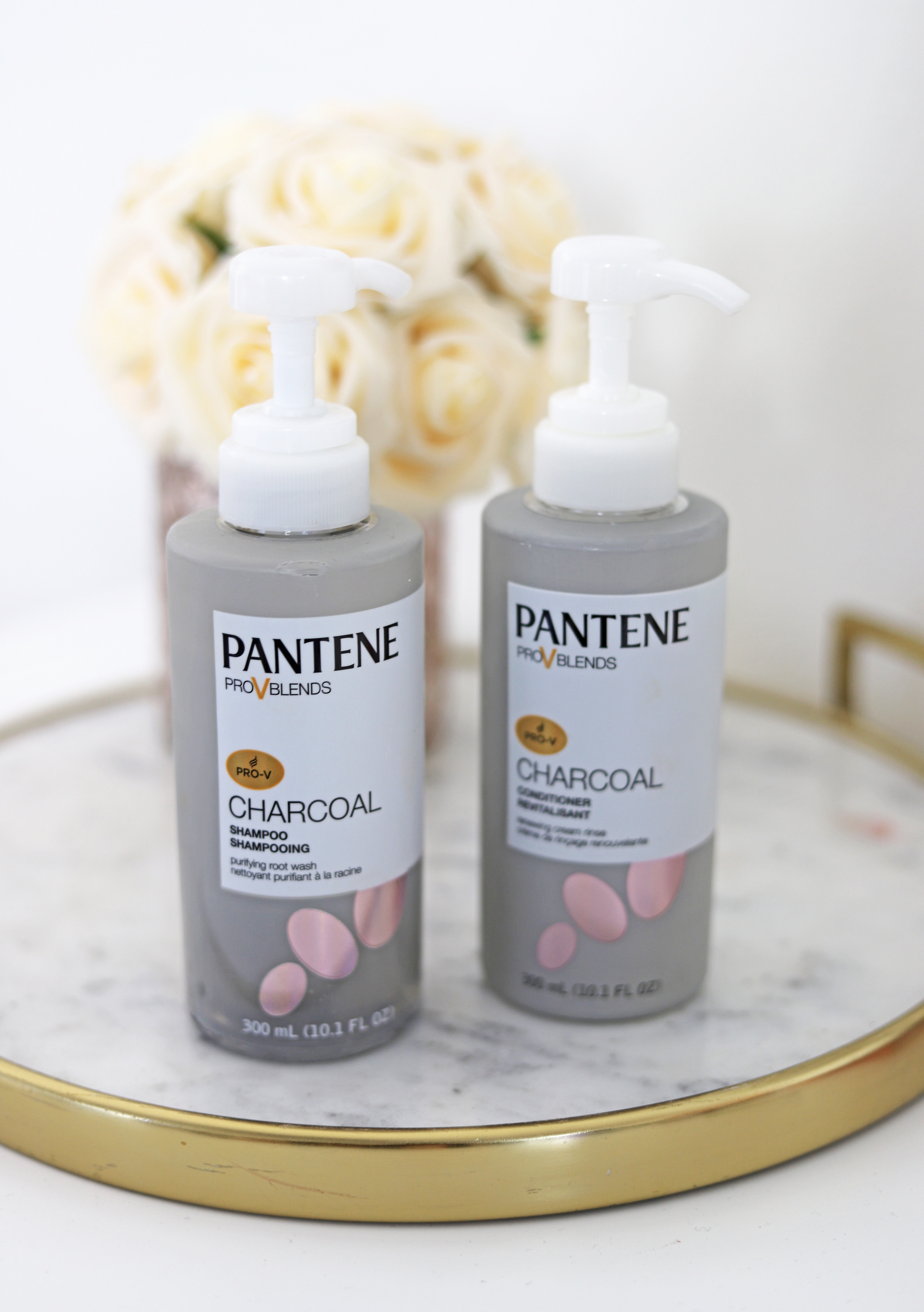 Mash elle beauty blogger | hairstyle | hair tutorial | Pantene | Charcoal pantene | Charcoal hair |
