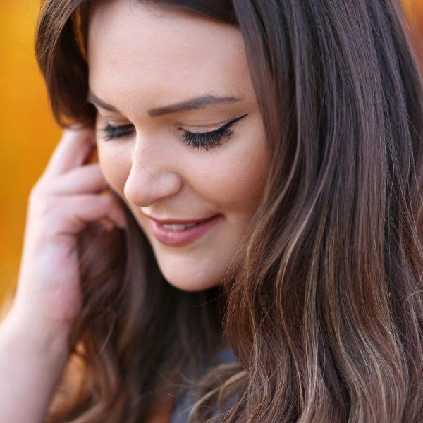 Mash Elle beauty blogger eyelash extensions | guide to eyelash extensions | longer eyelashes | false eyelashes | holiday fashion | fall fashion