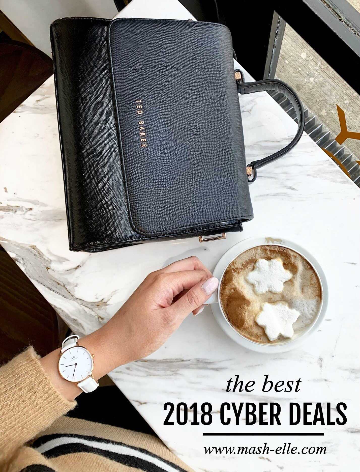The Best Black Friday Deals | Mash Elle beauty blogger | 2018 Cyber Deals | Black Friday | Christmas Gifts | Ted Baker