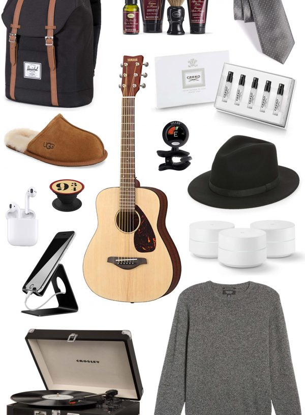 The Ultimate Gift Guide For Him | 2018 Gift Guide