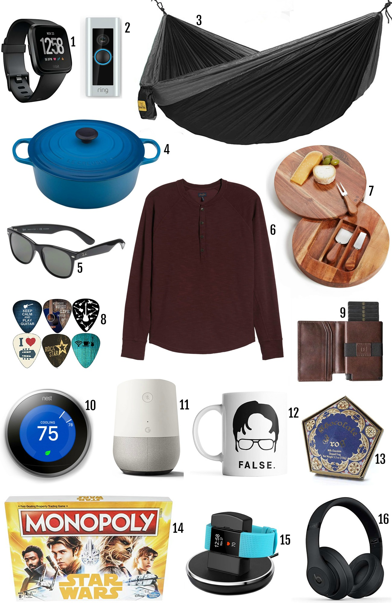 Mash Elle beauty and lifestyle blogger   Gifts for men   Men's Christmas gift ideas   presents for men   Rayban's   hammock