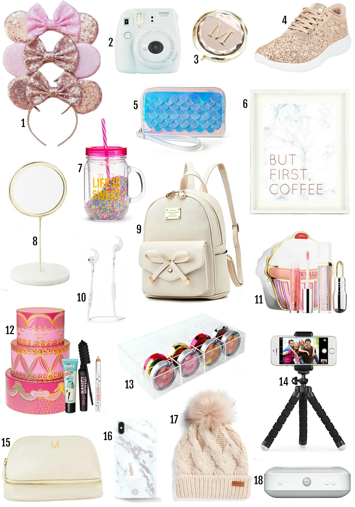 9b7ab76137e Mash Elle beauty blogger gift ideas
