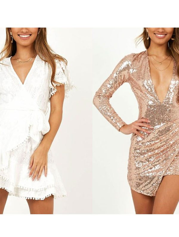 NYE Dress | beauty blogger Mash Elle | New Year's | NYE fashion | glitter dress