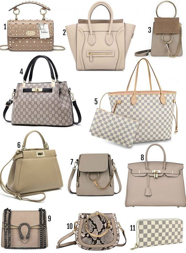 35+ Designer Bag Dupes On Amazon