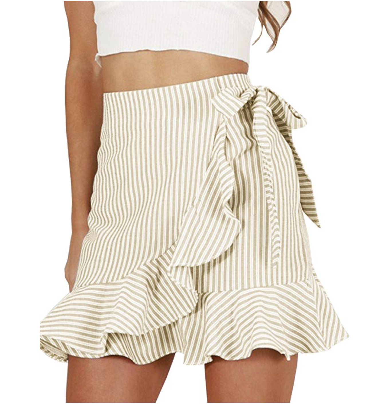 Amazon shopping ideas | Amazon sale | Amazon spring fashion | spring clothing | stripe skirt